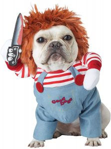Deadly Chuckie Doll Costume